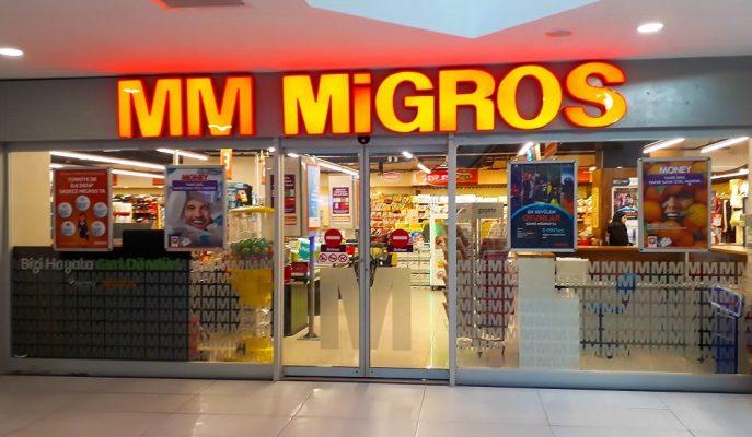 Migros'un Hisseleri Satış Haberinin Ardından %8'e Yakın Düştü