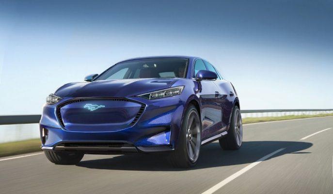 Ford Mustang Mach-E İleri Seviye Otonom Sistemine Sahip Olacak!