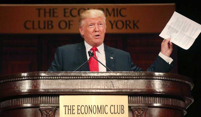 Piyasalar, Trump'ın Ticaret Konuşmasından Olumlu İşaretler Bekliyorlar