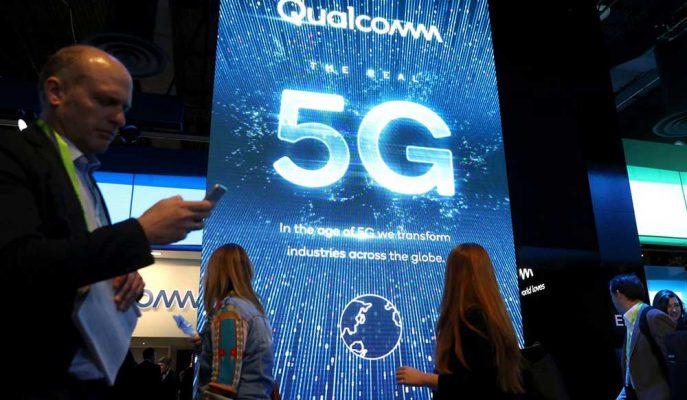 Qualcomm 2021 Yılında 5G Telefon Satışlarında Patlama Bekliyor