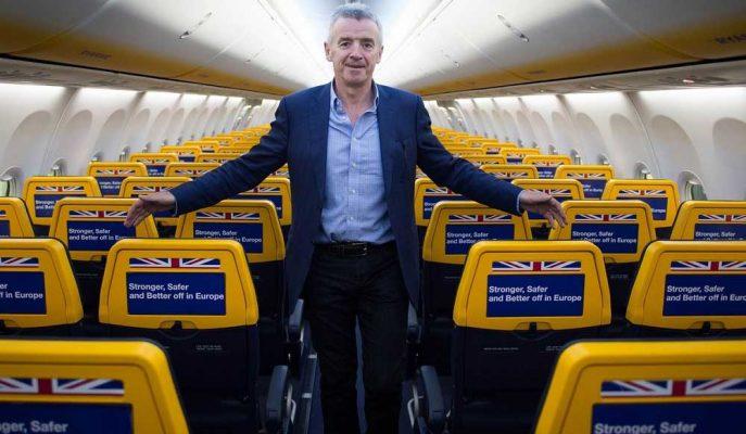Ryanair CEO'su: Norwegian Er ya da Geç İflas Etmeye Mahkum