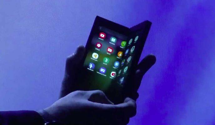 Samsung 2020'de Katlanabilir Telefon Satışlarını Artırmayı Hedefliyor