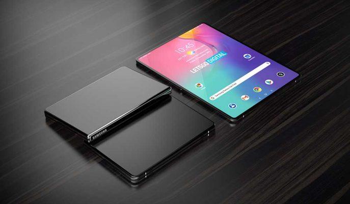 Samsung Katlanabilir Ekran Deneyimini Tabletlere Getirmeye Hazırlanıyor