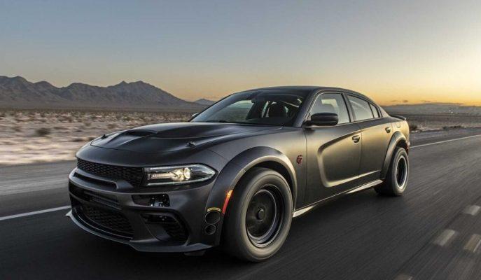 SpeedKore Ellerinde Demon'dan Fazlası olan Dodge Charger!