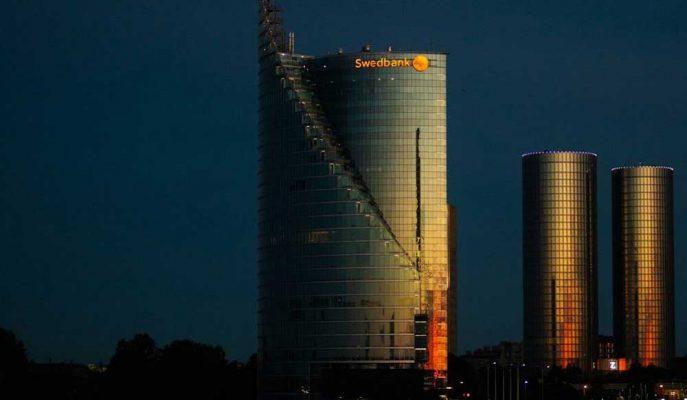 Swedbank Hisseleri, Olası ABD Yaptırım İhlali İddialarıyla Sert Düştü
