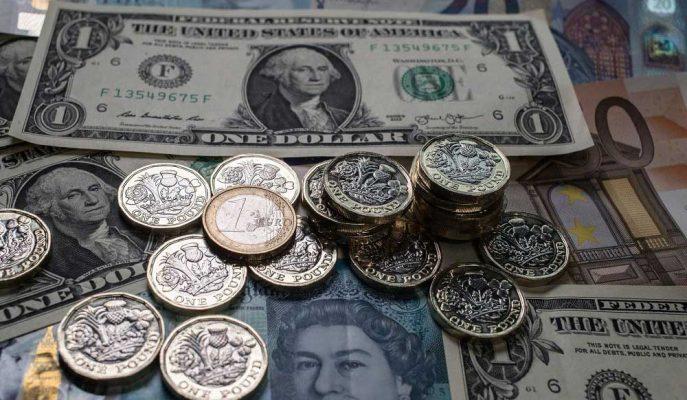 Ticaret Gelişmeleriyle Zayıflayan Dolar, Euro'yu Rahatlatarak Yükseltti
