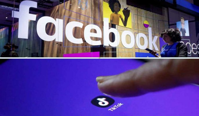 Facebook, Instagram ve WhatsApp için TikTok Tehdidi Büyüyor