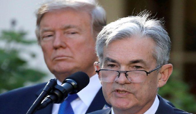 Trump, ABD'deki Yüksek Faizlerden Sorumlu Tuttuğu Powell'ı Protesto Ettiğini Açıkladı!