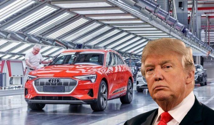 Donald Trump AB Otomobil İthalatına Vergi Koyacak mı?