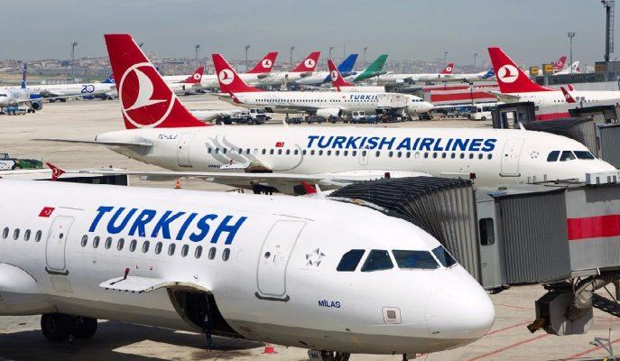 Türk Hava Yolları'nın 2019 Ekim'de Taşıdığı Yolcu Sayısı 6,6 Milyon Oldu!