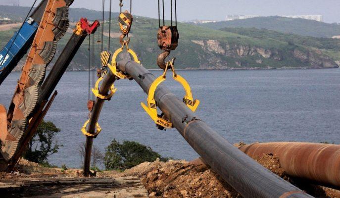 Deniz Hatlarının Tamamlandığı TürkAkım'da Yıl Sonunda Doğal Gaz Akışı Yapılacak
