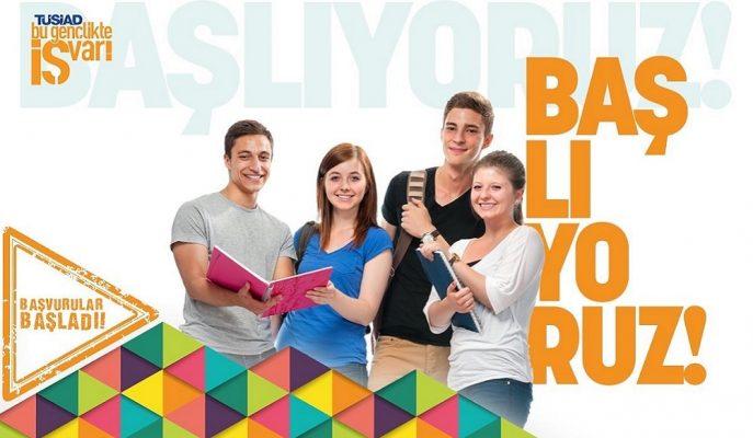 """150 Bin TL Ödülün Dağıtılacağı """"TÜSİAD Bu Gençlikte İŞ Var!"""" 2020 Başvuruları Başladı"""