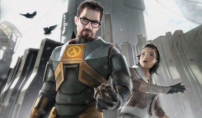 Valve Efsane Oyunu Half-Life'ı Sanal Gerçeklik Teknolojisi ile Sunabilir