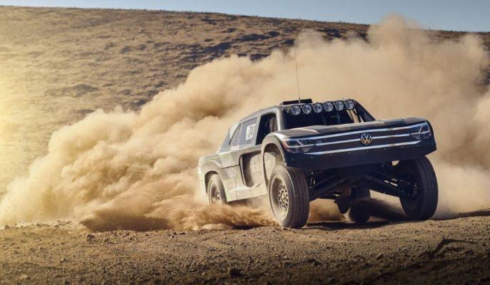 VW, Baja 1000'e Hazırladığı Atlas Cross Sport R'ın Motorundan Sağlam Güçler Çıkarmış!