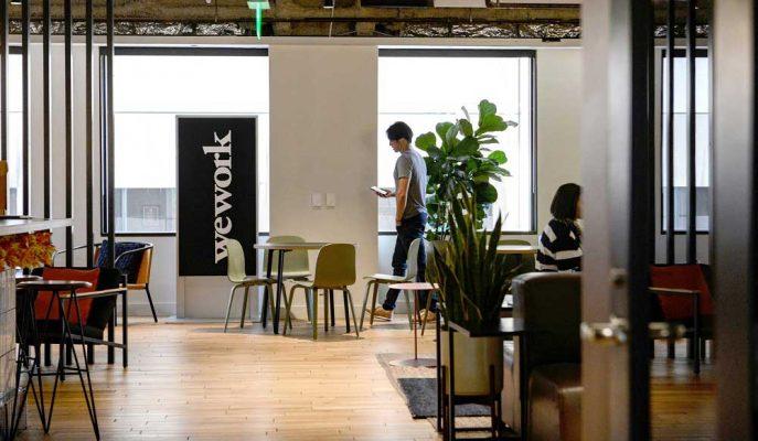 WeWork, SoftBank Revizyonu ile 2400 Çalışanı İşten Çıkardı