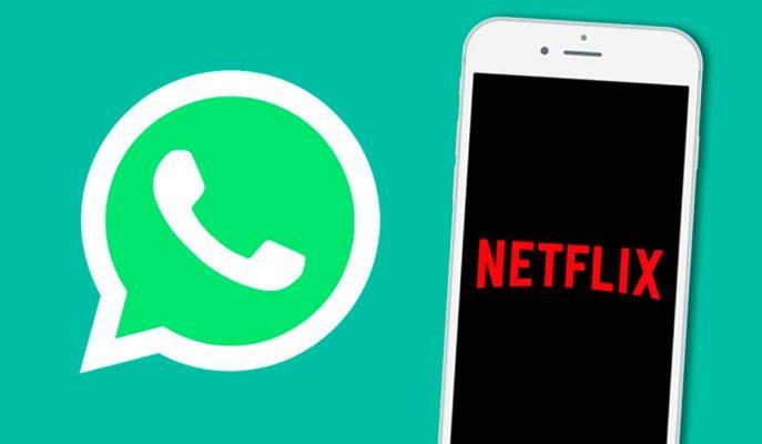 WhatsApp, Netflix Fragmanlarını Uygulama İçerisinde Gösterecek