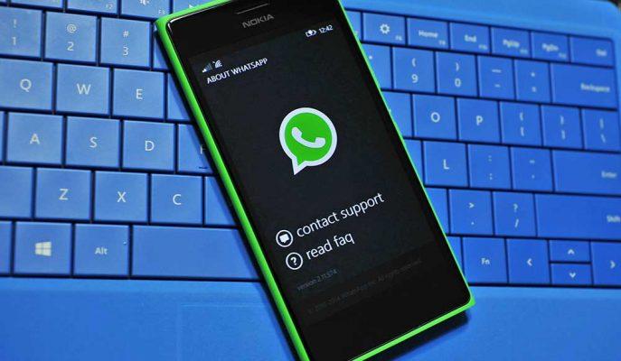 WhatsApp, Windows Phone Yüklü Telefonlara Verdiği Desteği Kesiyor