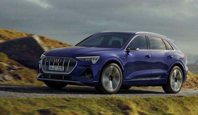 Audi Menzil ve Verimliliğin Daha İyi Olması Adına e-Tron SUV'u Güncelledi!