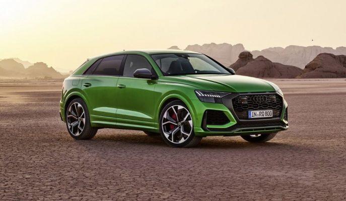 """Dünyanın En Hızlı SUV'u Olmayı 0.7 Km ile Kaçıran """"Yeni Audi RS Q8"""""""