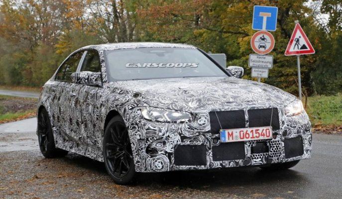 2020 BMW M3 Prototipi Yapısına Dair Net Ayrıntılar Sunuyor!