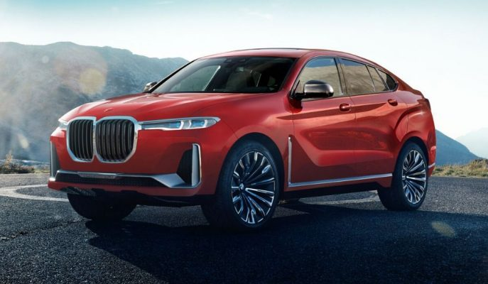 BMW, X8'i Hibrit Motorlu Bir M Olarak Getirebilir!