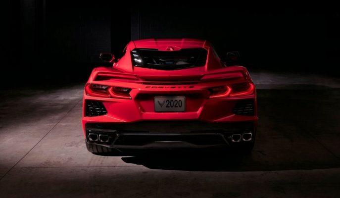 C8 Corvette'nin Beklenenden Daha İyi Gelen Resmi Performans Verileri!