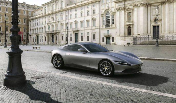 Ferrari Son Eseri Roma Coupe'yi Tanıttı!