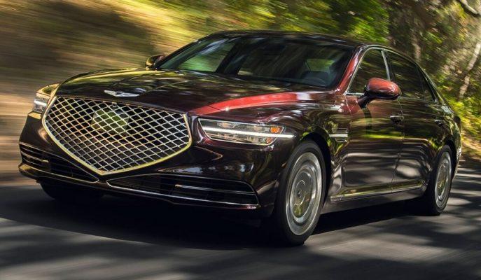 2020 Genesis G90'nın Amerika için Tanıtımı LA Auto Show'da Gerçekleştirildi!