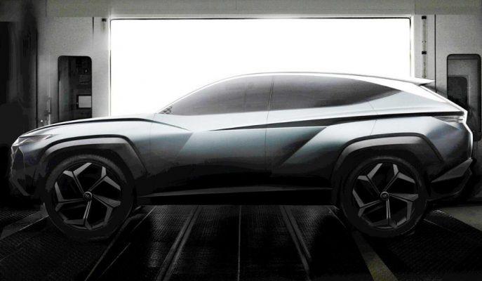 """Hyundai'nin """"Çığır Açan"""" Dediği Konsept SUV Aracının Teaser'ları Geldi"""