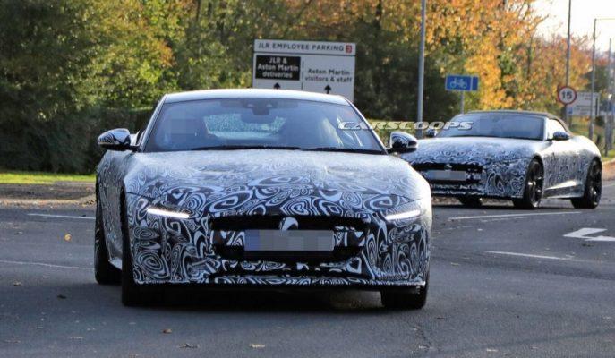Yeni Jaguar F-Type 2 Aralık'ta Tanıtılacak!