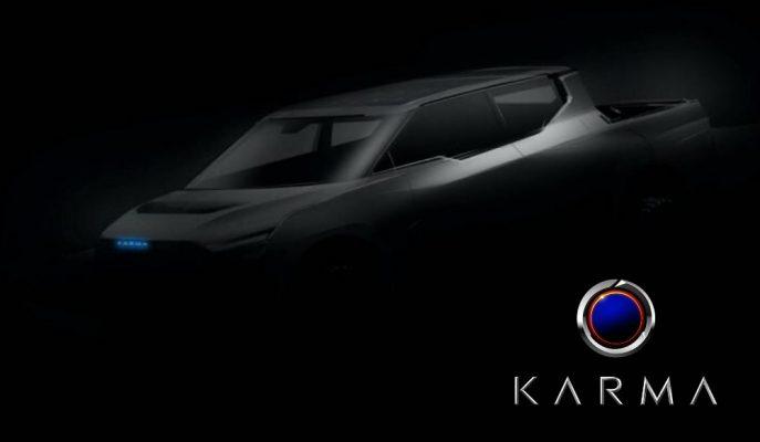 Karma Automotive, Elektrikli Kamyonet Modeline Hazırlanıyor!