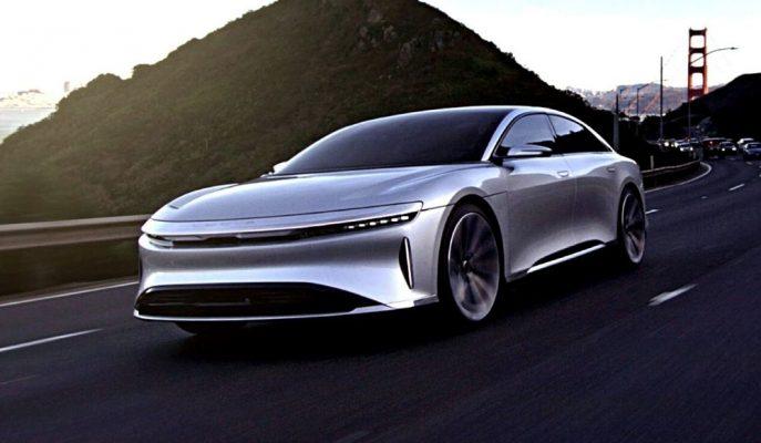 Amerikalı Lucid Markası Elektrikli Araç Fabrikasını Kuruyor!