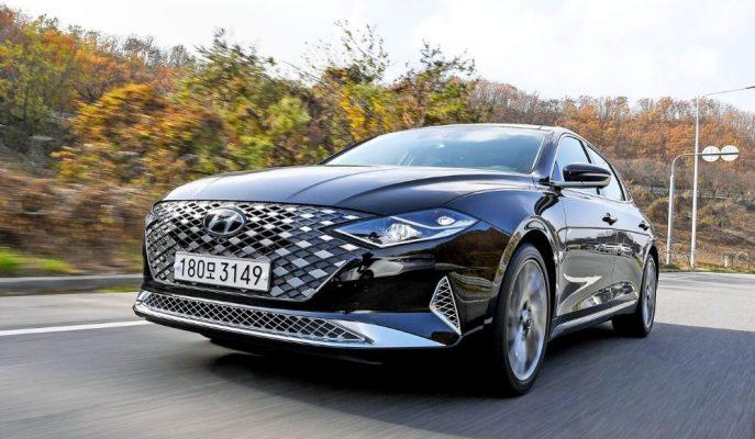 2020 Hyundai Grandeur Tanıtılmasıyla Birlikte Ön Sipariş Patlaması Yaşadı!