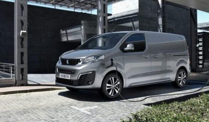2021 Peugeot Expert Elektrikli Van Olarak Geliyor!