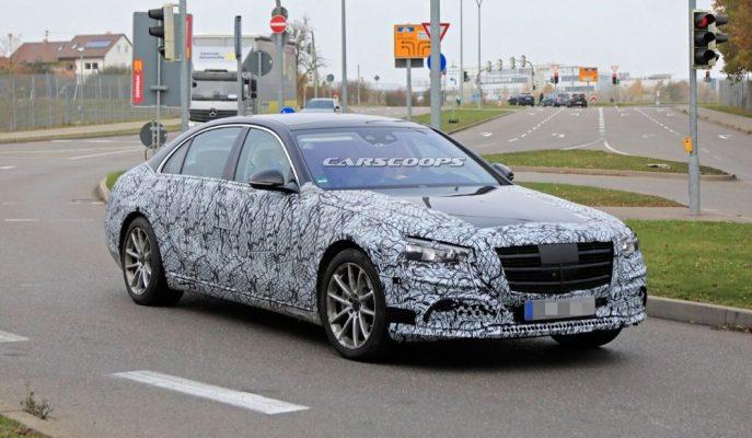 2021 Mercedes W223 S Serisi'nden Yeni Detaylar Geldi!