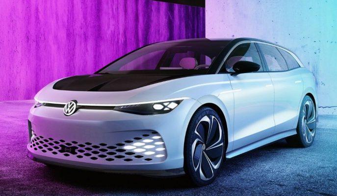 VW'nin Farklı Kasa Tiplerini İçerisinde Barındıran ID Space Vizzion Konsepti Tanıtıldı!