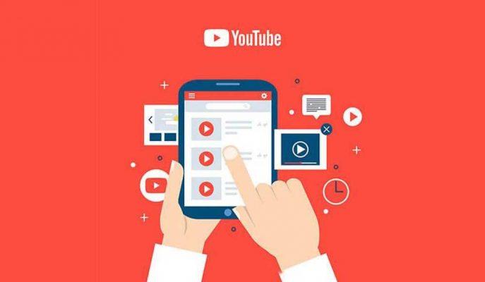 YouTube Reklam Gösterimlerinde Kullanıcıların Aramalarını Baz Alacak