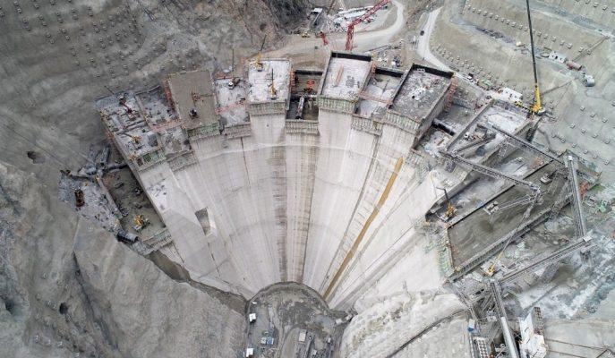 2021'de Faaliyet Geçmesi Planlanan Yusufeli Barajı Ekonomiye Yıllık 250 Milyon Dolar Katkı Sağlayacak
