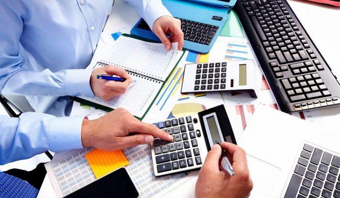 2018'de Mali Aracı Kuruluşların İstihdamının %71,5'ini Finansal Hizmetler Oluşturdu