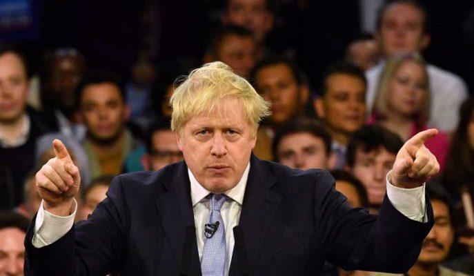 AB, Boris Johnson'ın Kesin Zaferinin Ardından Brexit için Israr Etti