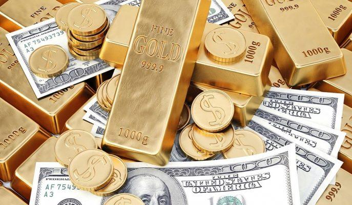 Altın ABD Tarım Dışı İstihdamı Sonrası 1459 $'a Gerilerken, Dolar 5,78'i Test Etti