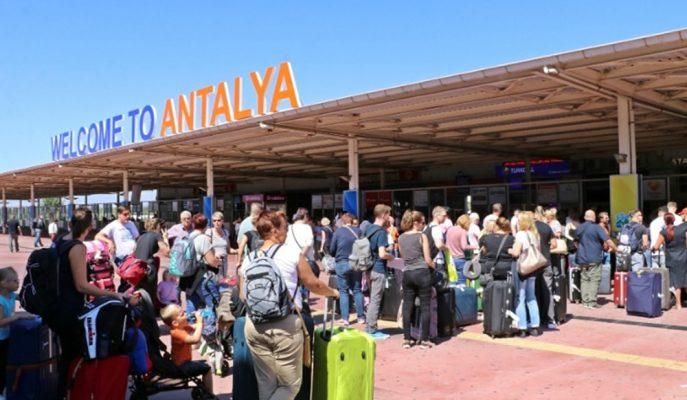 Antalya Havalimanı'nın 2019 Genelinde Ağırladığı Yolcu Sayısı 35 Milyonu Aştı