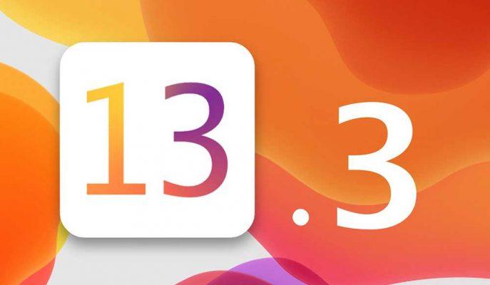 Apple Yeni Özellik ve İyileştirmelerin Olduğu iOS 13.3 Sürümünü Yayınladı