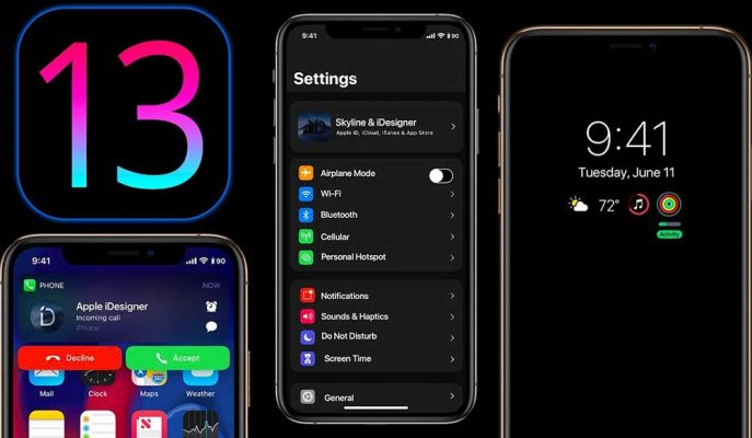 Apple iOS 13.3 Yükleyenler için Sürüm Düşürmeyi Kaldırdı