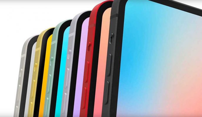 Apple'ın Sıradaki Telefonu iPhone 12 için Yeni Bir Konsept Hazırlandı