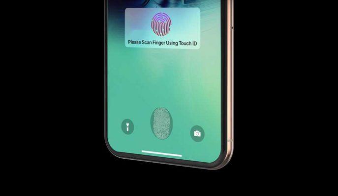 Apple'ın Son Patenti Parmak İzine Geri Dönüşü İşaret Ediyor
