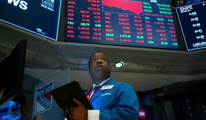 Belirsizlik Yatırımcıları Temkinli Davranmaya Zorlarken ABD Hisseleri Geriledi