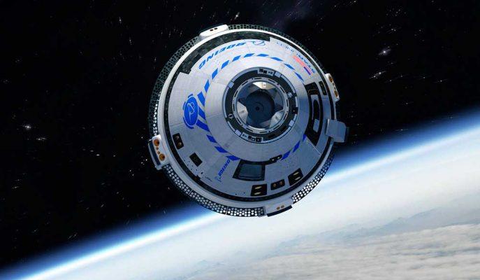 Boeing'in Uzay Kapsülü Starliner, ISS Yörüngesine Giremedi