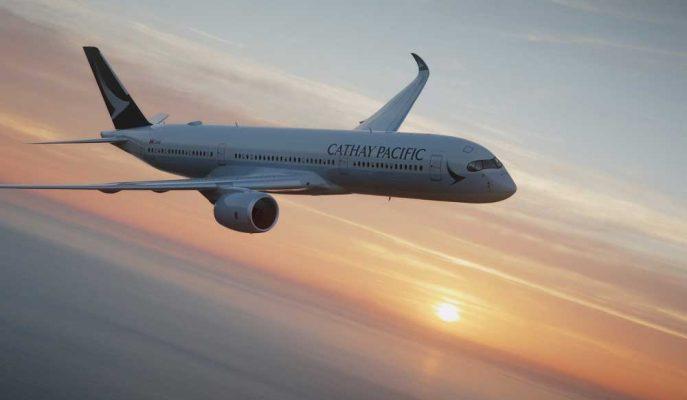Cathay Pacific, Hong Kong Protestoları Ortasında Zayıf Kasım Verisi Açıkladı