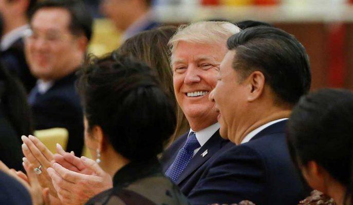 Çin ABD ile Ticaret Anlaşması İmza Töreni için Yakın Temas Halinde